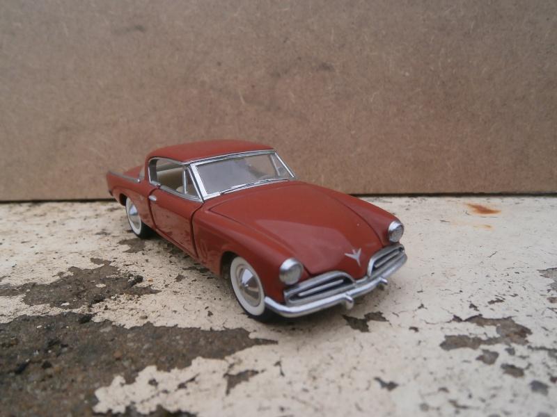 Franklin Mint - Fifties cars - 1/43 scale - Les Belles Américaines P5210019