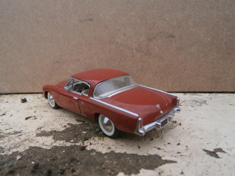 Franklin Mint - Fifties cars - 1/43 scale - Les Belles Américaines P5210020