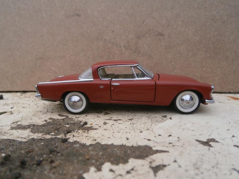 Franklin Mint - Fifties cars - 1/43 scale - Les Belles Américaines P5210021