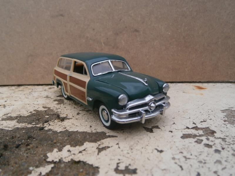 Franklin Mint - Fifties cars - 1/43 scale - Les Belles Américaines P5210022