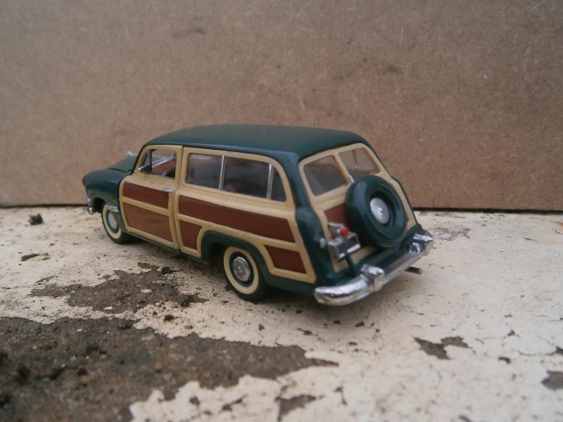 Franklin Mint - Fifties cars - 1/43 scale - Les Belles Américaines P5210023