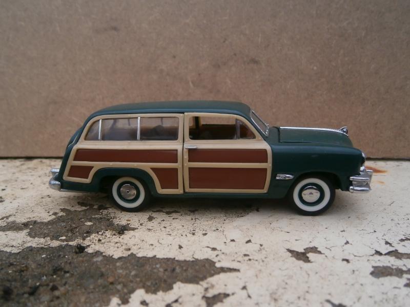 Franklin Mint - Fifties cars - 1/43 scale - Les Belles Américaines P5210024