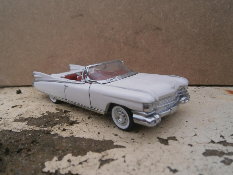 Franklin Mint - Fifties cars - 1/43 scale - Les Belles Américaines P5210025