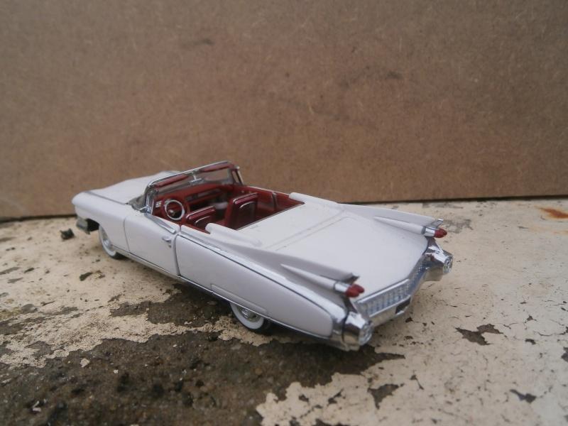 Franklin Mint - Fifties cars - 1/43 scale - Les Belles Américaines P5210026