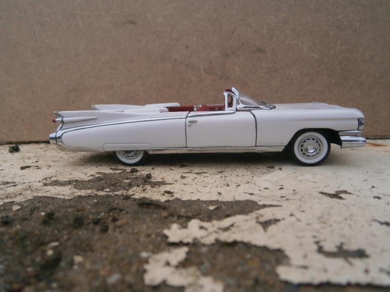 Franklin Mint - Fifties cars - 1/43 scale - Les Belles Américaines P5210027
