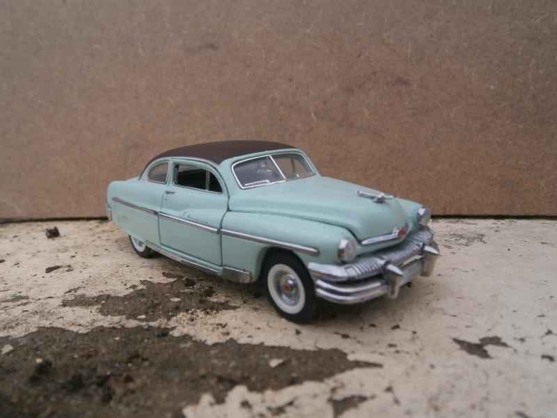 Franklin Mint - Fifties cars - 1/43 scale - Les Belles Américaines P5210028