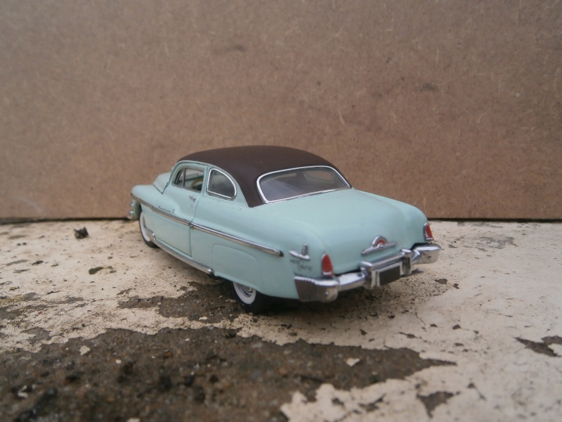 Franklin Mint - Fifties cars - 1/43 scale - Les Belles Américaines P5210029