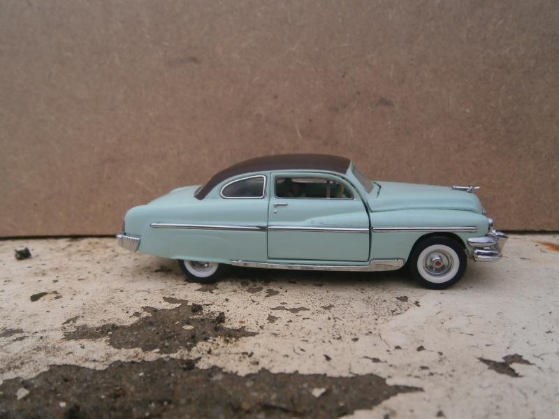 Franklin Mint - Fifties cars - 1/43 scale - Les Belles Américaines P5210030