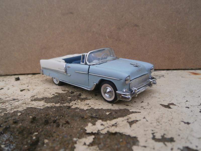 Franklin Mint - Fifties cars - 1/43 scale - Les Belles Américaines P5210031