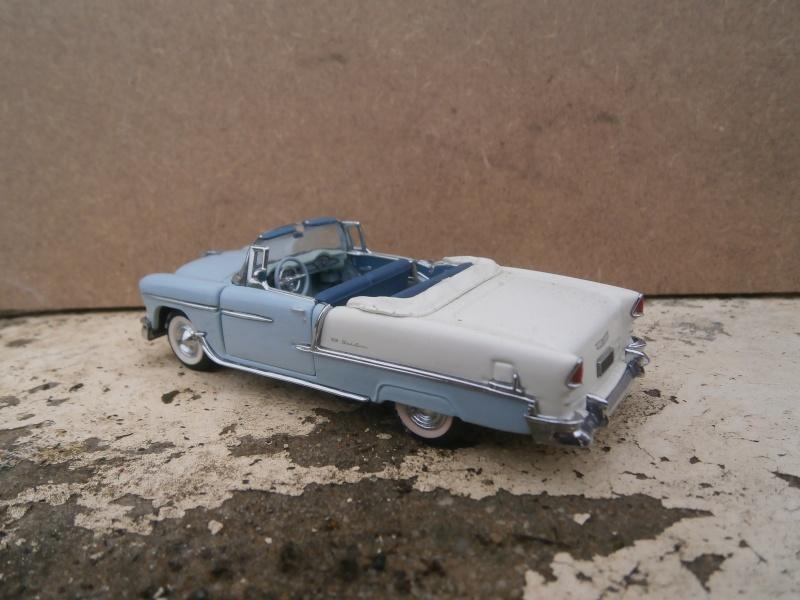 Franklin Mint - Fifties cars - 1/43 scale - Les Belles Américaines P5210032