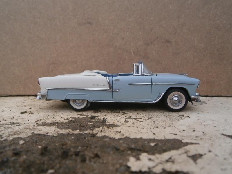 Franklin Mint - Fifties cars - 1/43 scale - Les Belles Américaines P5210033