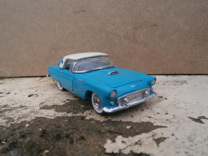 Franklin Mint - Fifties cars - 1/43 scale - Les Belles Américaines P5210034