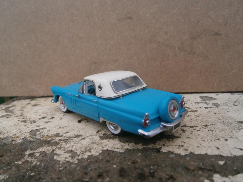 Franklin Mint - Fifties cars - 1/43 scale - Les Belles Américaines P5210035