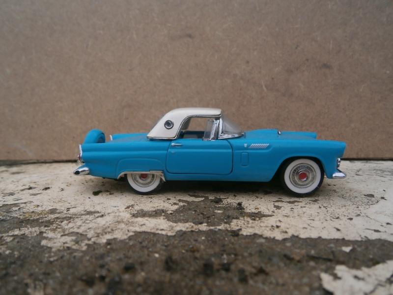 Franklin Mint - Fifties cars - 1/43 scale - Les Belles Américaines P5210036