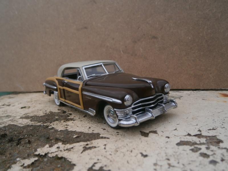 Franklin Mint - Fifties cars - 1/43 scale - Les Belles Américaines P5210037