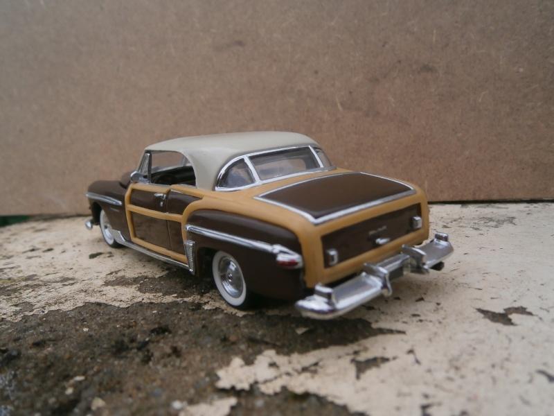 Franklin Mint - Fifties cars - 1/43 scale - Les Belles Américaines P5210038