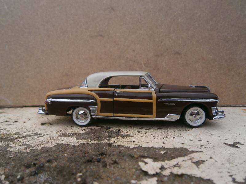 Franklin Mint - Fifties cars - 1/43 scale - Les Belles Américaines P5210039