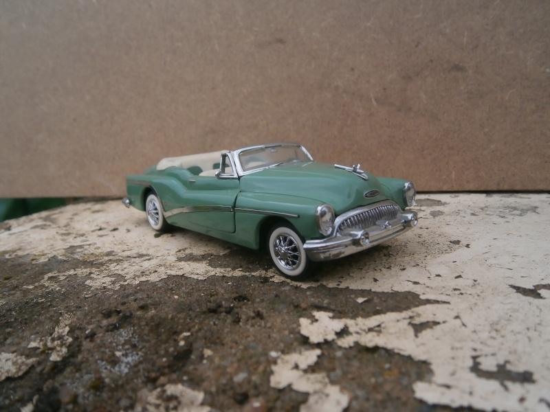 Franklin Mint - Fifties cars - 1/43 scale - Les Belles Américaines P5210040