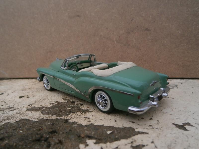 Franklin Mint - Fifties cars - 1/43 scale - Les Belles Américaines P5210041