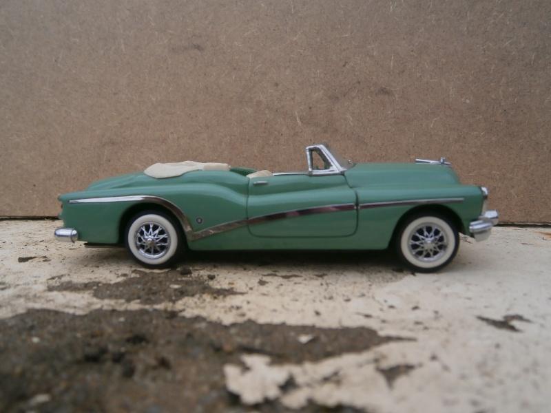 Franklin Mint - Fifties cars - 1/43 scale - Les Belles Américaines P5210042