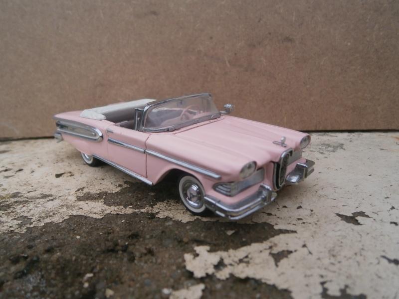 Franklin Mint - Fifties cars - 1/43 scale - Les Belles Américaines P5210043