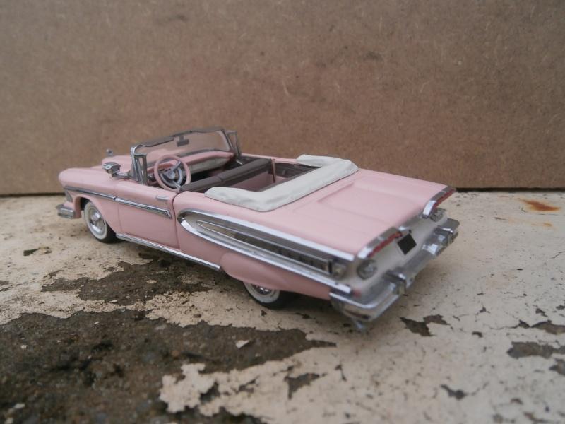 Franklin Mint - Fifties cars - 1/43 scale - Les Belles Américaines P5210044