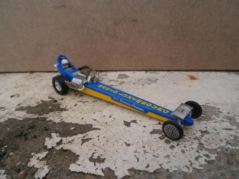 Corgi Dragster - 1/43 scale - Drag Racing P5210102