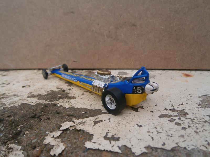 Corgi Dragster - 1/43 scale - Drag Racing P5210103
