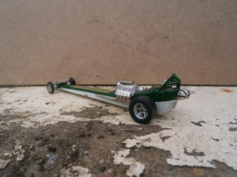 Corgi Dragster - 1/43 scale - Drag Racing P5210106