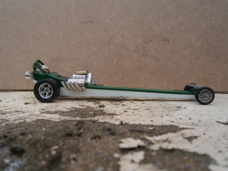 Corgi Dragster - 1/43 scale - Drag Racing P5210107
