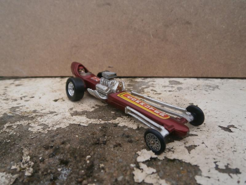 Corgi Dragster - 1/43 scale - Drag Racing P5210108