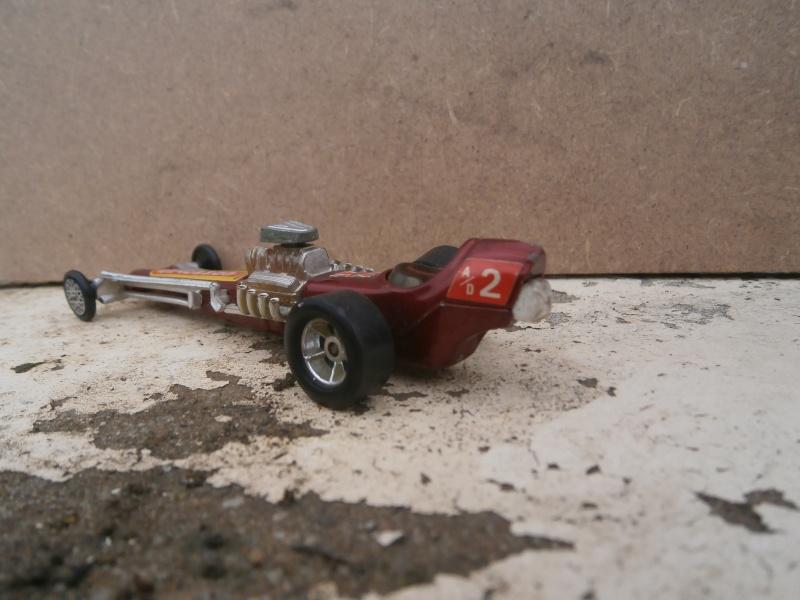 Corgi Dragster - 1/43 scale - Drag Racing P5210109