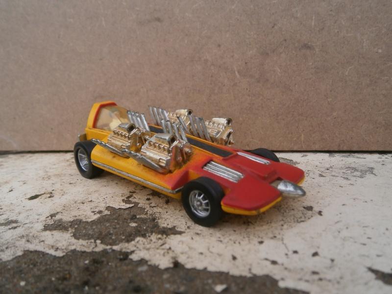 Corgi Dragster - 1/43 scale - Drag Racing P5210110