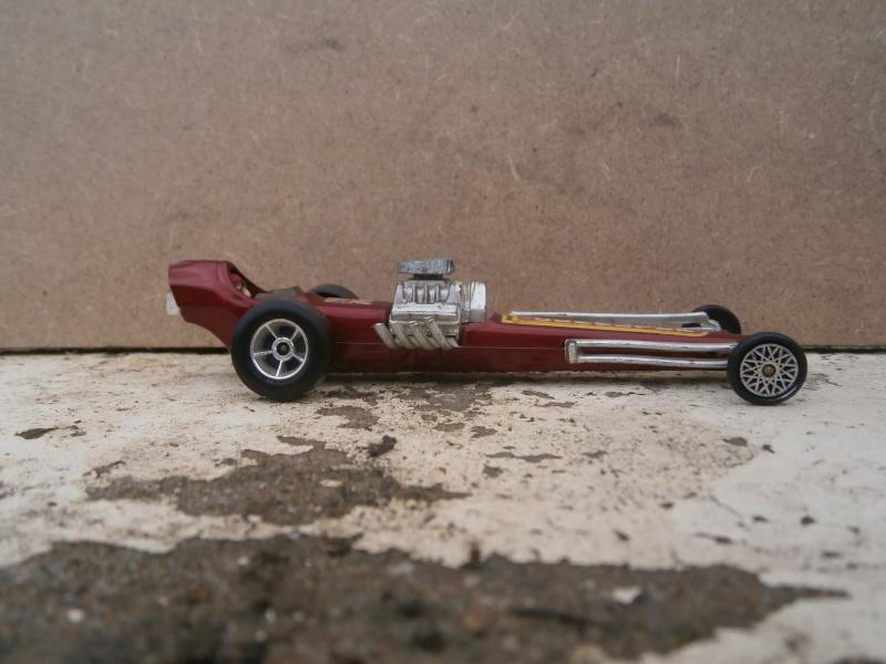 Corgi Dragster - 1/43 scale - Drag Racing P5210113