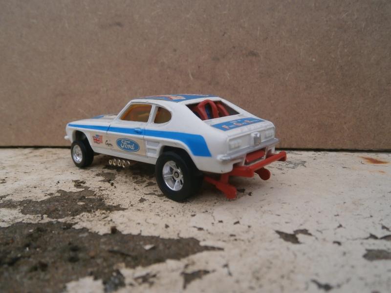 Corgi Dragster - 1/43 scale - Drag Racing P5210115