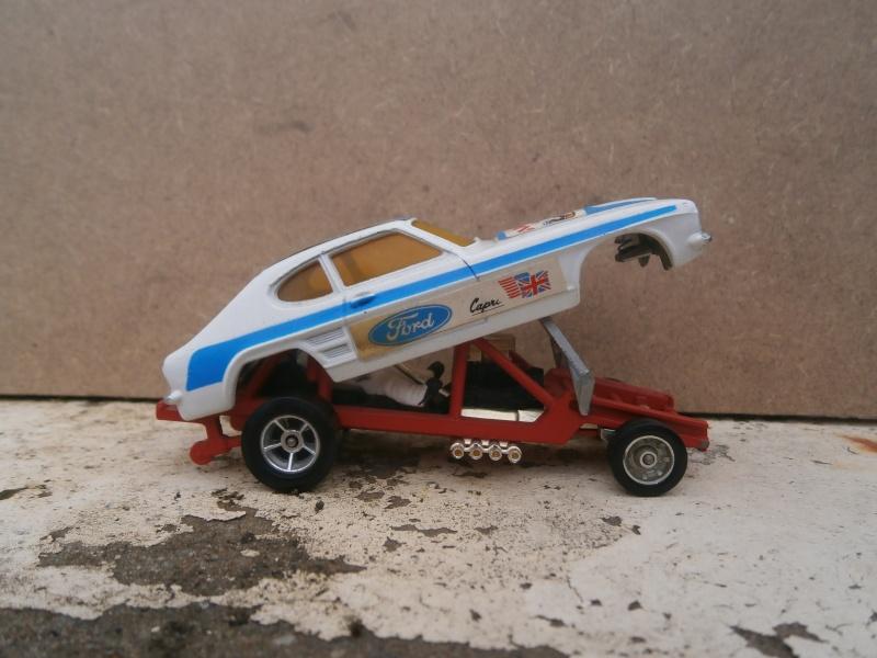 Corgi Dragster - 1/43 scale - Drag Racing P5210116