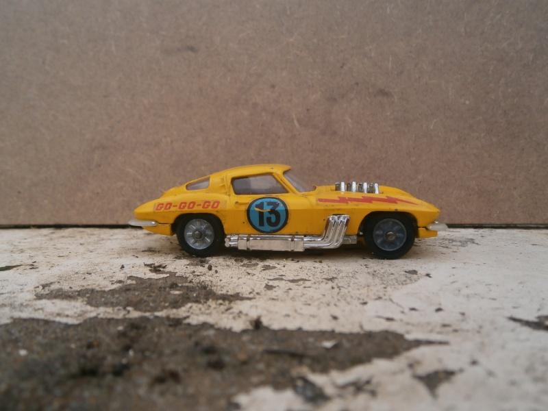 Corgi Dragster - 1/43 scale - Drag Racing P5210122