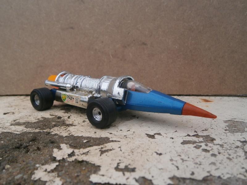 Corgi Dragster - 1/43 scale - Drag Racing P5210123