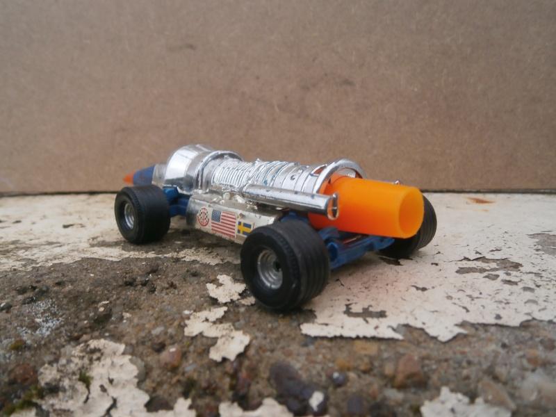 Corgi Dragster - 1/43 scale - Drag Racing P5210124
