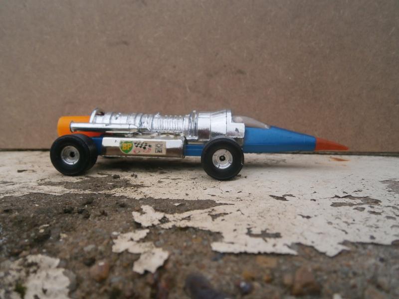 Corgi Dragster - 1/43 scale - Drag Racing P5210125