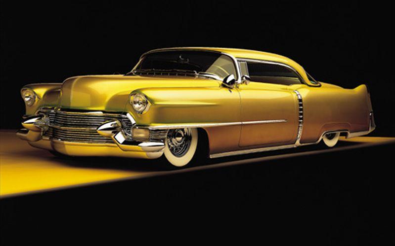 Cadillac 1954 -  1956 custom & mild custom - Page 2 P6298410