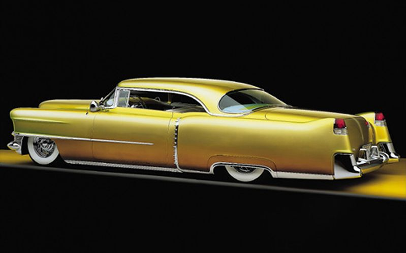 Cadillac 1954 -  1956 custom & mild custom - Page 2 P6298510
