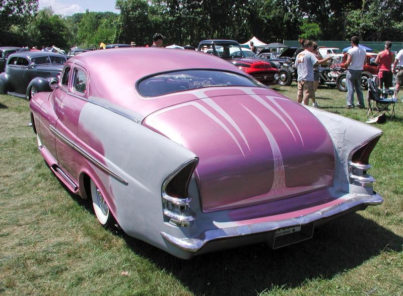 1951 Mercury  - Bob Politz P7170110
