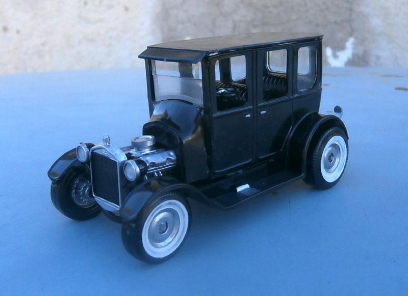 1922 Ford hot rod - Aurora - Hi Stepper - 1/32 - P9220010