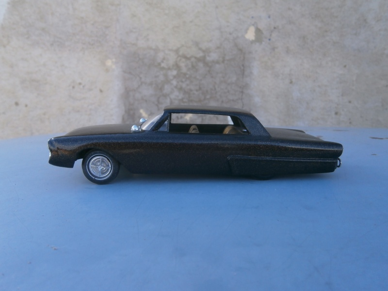 1961 Ford Galaxie  - Customizing kit - 3 in 1 - amt - 1/25 scale Pa230033