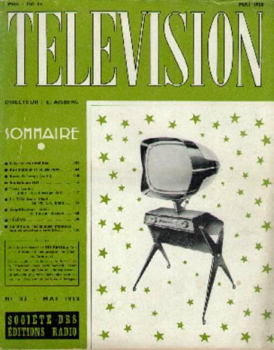 Teleavia P111 - 1957 - 1958 - Philippe Charboneau - Bertroni Panora10