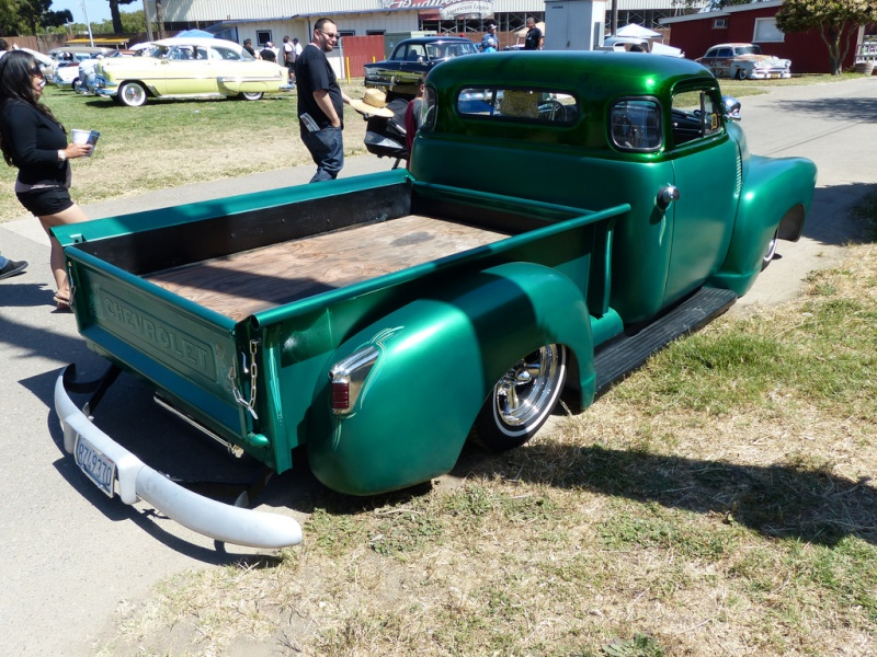 Chevy Pick up 1947 - 1954 custom & mild custom - Page 2 Pickup10