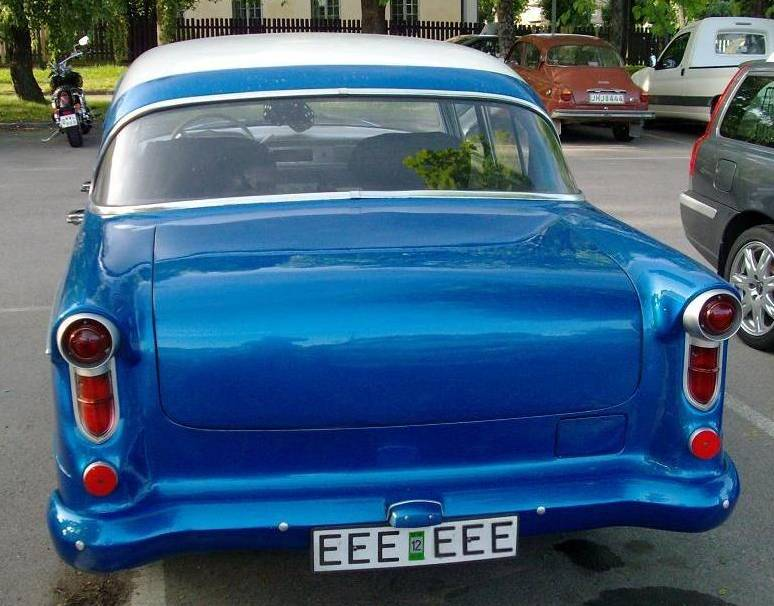 Opel & Mercedes custom & mild custom Pics-m11