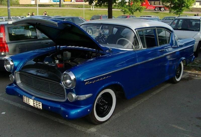 Opel & Mercedes custom & mild custom Pics-m14