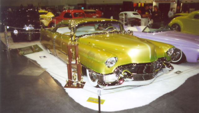 Cadillac 1954 -  1956 custom & mild custom - Page 2 Qfdago10